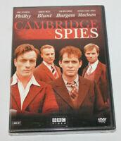 Cambridge Spies 2-Disc DVD (2003) Stephens West Hollander Penry-Jones NEW Sealed
