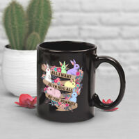 Rabbit Coffee Mug, Pet Bunny Lover, Cute, Gift For Her, Him, Birthday, Cup