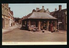 Somerset ILMINSTER Market Hall 1950/60s? RP PPC