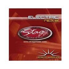 STAGG EL-0942 6 CORDES POUR GUITARE ELECTRIQUE