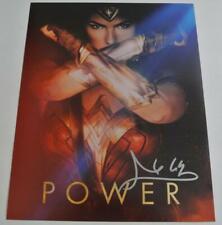 GAL GADOT Wonder Woman 8x10 Hand Signed AUTOGRAPHED Film Photograph AUTOGRAPH