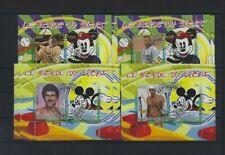 Disney LeMonde du sport Djibouti 4 Blocks Nr. 39