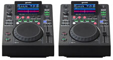 2 X Gemini Mdj-500 USB Mp3 Media Player DJ Software Controller 24-bit Soundcard