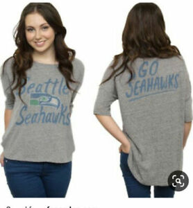 NFL Seattle Seahawks Women's Game On T-Shirt # Small