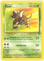 Pokemon Card - Jungle 25/64 - PINSIR (rare) - NM/Mint