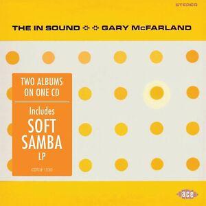 """Gary McFarland """"The In Sound & Soft Samba"""" (CD)"""
