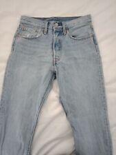 Levi's 501 Skinny Jeans Size 26