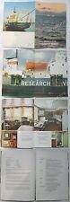RESEARCH VESSEL, SHIP, Arnold Veimer, ESTONIA rare book 1989