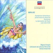 NEW Berlioz: Symphonie Fantastique / La Damnation de Faust (Audio CD)