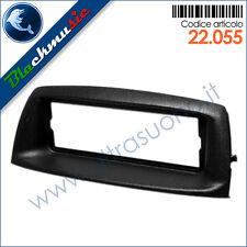 Mascherina supporto autoradio ISO Fiat Punto 2 (188 1999-2005) colore nero