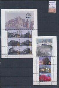 XC65896 Belgium 2006 trains railways sheets XXL MNH cv 29,5 EUR