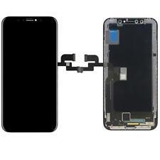 iphone X Display LCD Glas Touchscreen  SCHWARZ + Werkzeug.*