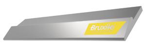 Messerstahl Schneidekante Schürfleiste 101x21mm Bruxite HB500 wie Hardox