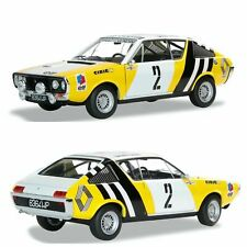 Solido Soli1803702 Renault 17 Rallye de Pologne 1976 1/18
