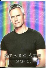Stargate SG1 Season 9 Cast Posters Chase Card CP1