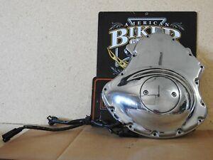 2003 Harley Davidson V-Rod STATOR ALTERNATOR ENGINE COVER 25907-04K