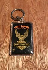 Harley-Davidson Cigarettes Custom Blend Key Chain Advertisment