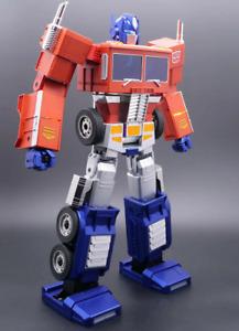 Hasbro Transformers Optimus Prime by Robosen -- Collector's Edition -- MISB