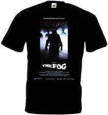 The Fog v35 T-shirt movie poster horror John Carpenter all sizes S-5XL Men's