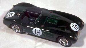 Jaguar C Type Winner Lm 1953 #18 1:43 Model TOP MODEL