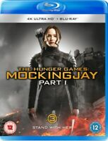 Nuovo The Hunger Games Mockingjay Part 1 4K Ultra HD (LIU95399)