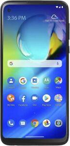 Tracfone Motorola Moto G Power 4G LTE Prepaid Smartphone (Locked) - Black