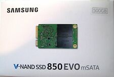 Samsung 850 EVO 500GB Internal mSATA SSD ***SEALED IN BOX***2Day Ship***NO TAX**