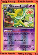 Hypnomade REVERSE 90pv 51/122 XY Rupture Turbo Carte Pokemon neuve fr