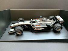 Minichamps - Kimi Raikkonen - McLaren - Mp4/17 - 2002 -1:18 -  Rare