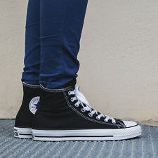 SCARPE DONNA UNISEX SNEAKERS CONVERSE ALL STAR HI CHUCK TAYLOR [M9160]
