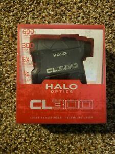 Halo CL300 600 Yard Laser Rangefinder CL300-20