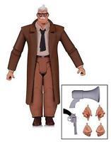 "Batman The Animated Series Commissioner Gordon 6"" Figure DC"