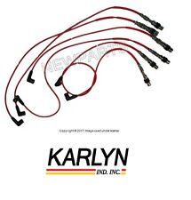 VW EuroVan 1997/1999-2000 Ignition Spark Plug Wire Set ZVW 311 001 Karlyn-STI
