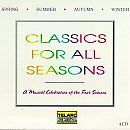 Classics For All Seasons [CD]