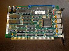 Corollary 8x4 Multiplexer (MUX) Card 16 BIT ISA 4 Port 90-0308-001-04 -- U.S.A.