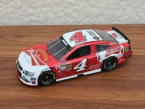 2014 Cup Champion #4 Kevin Harvick Budweiser 1/64 NASCAR Diecast Loose