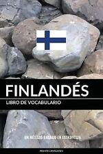 Libro de Vocabulario Finlandés : Un Método Basado en Estrategia by Pinhok...