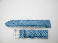 New Pulsar Genuine Leather Watch Wrist Band Strap (19 mm)