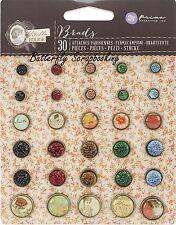BELLA ROUGE Brads Collection Scrapbooking Brads PRIMA MARKETING INC 579296 NEW