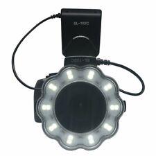 Ring Light/Macro Led Flash for Sony Alpha Nex A6300 a6000 A7 A7R ii 55 49 62mm