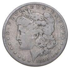 Early 1890 Morgan Silver Dollar - 90% US Coin *700