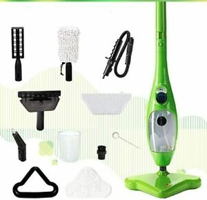 H2O Mop X5 All Purpose 5 in 1 Cleaning Machine w/ Attachments KB-6622v-1 NEW