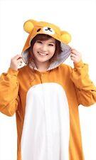 Sazac Rilakkuma Pile Kigurumi Cosplay Costume Party Pajamas Sanrio
