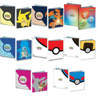 Ultra Pro - Pokemon Card Folder - 9-Pocket Portfolio - Stores 180 Cards (A4)