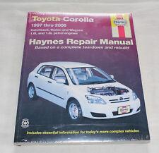 Toyota Corolla Automotive Repair Manual: 1997-2006 Haynes 92728