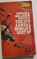 Donald A Wollheim Presents 1976 Annual World's Best SF Sci Fi Science Fiction