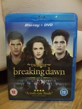 The Twilight Sage: Breaking Dawn Part 2 Blu-Ray - Excellent condition - Free P&P