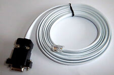 UNITRONICS DSUB9 TO RJ12 DATA CABLE FOR JAZZ PLC SERIES