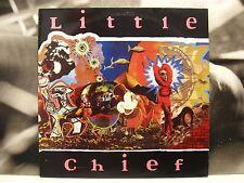 "LITTLE CHIEF - LOOSEN UP + LIVE LEEDS 12"" VG+EX+ UK 1989 UNICORN RECORDS PHZA-43"