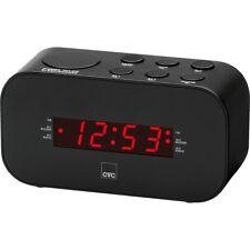 Radio reloj despertador digital sintonizador digital FM alarma radio zumbador